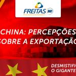 China: percepções sobre a exportação