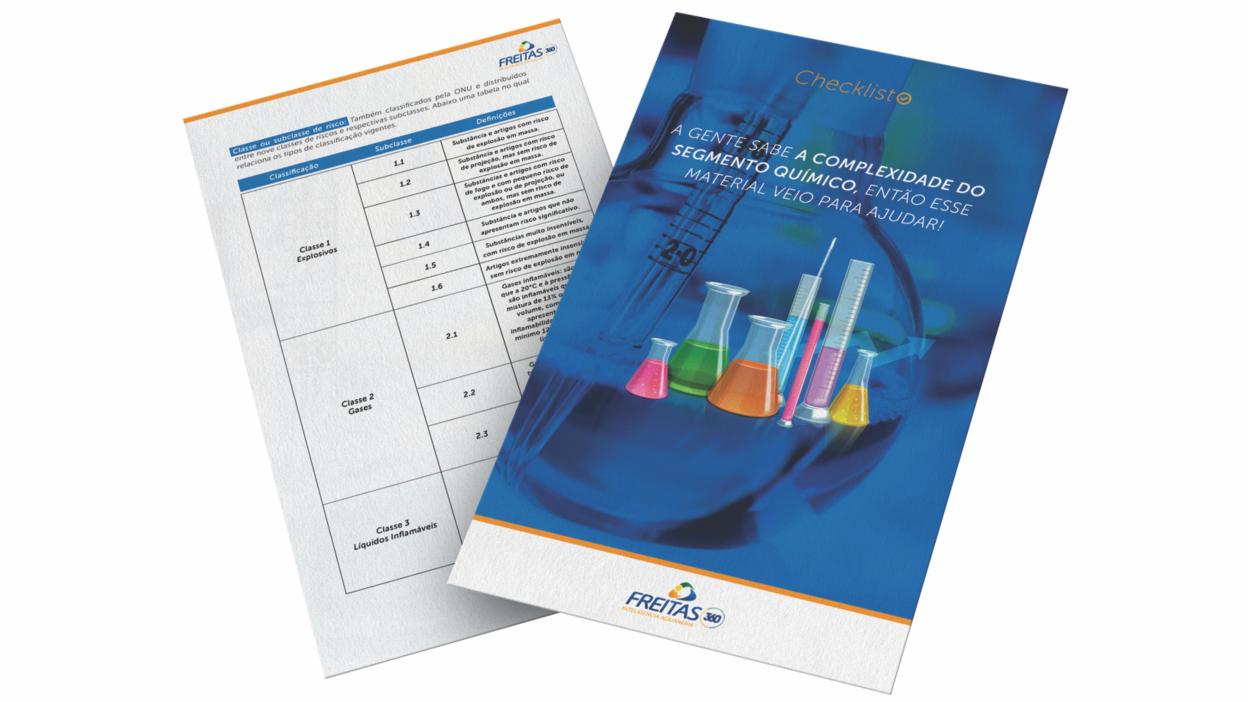 Checklist: garanta mais segurança e evite custos extras na importação de produtos químicos