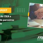 OEA e a gestão de parceiros comerciais